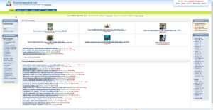 buysellcommunity.com website homepage photo