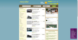 www.recycler.com website photo
