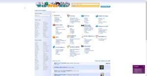 www.web-free-ads.com website photo