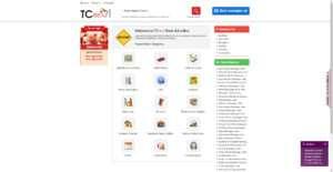 tcnext.com website photo