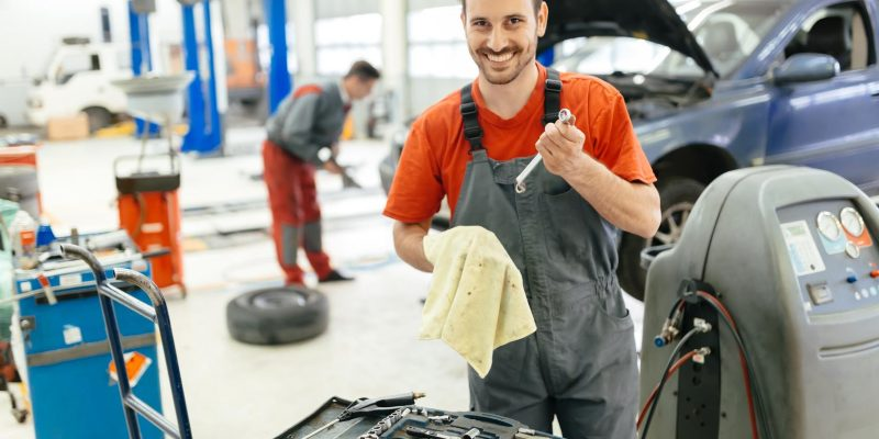 Nashville Area Onsite Automobile Repair And Maintenance Services