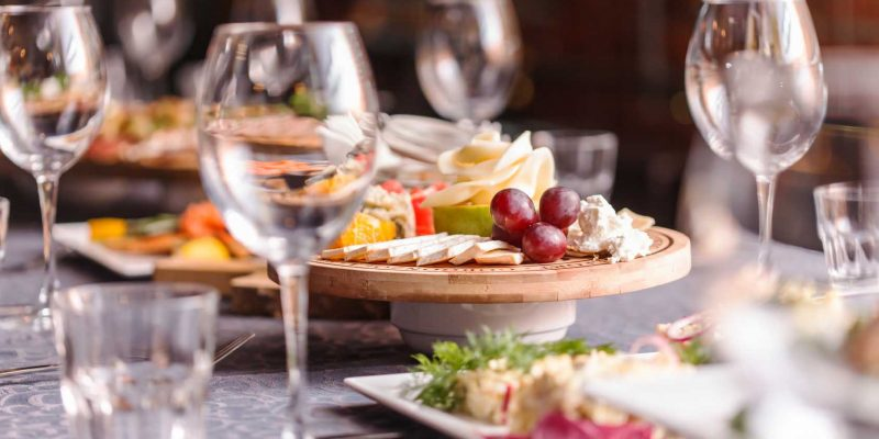 Professional Catering And Food Preparation Services