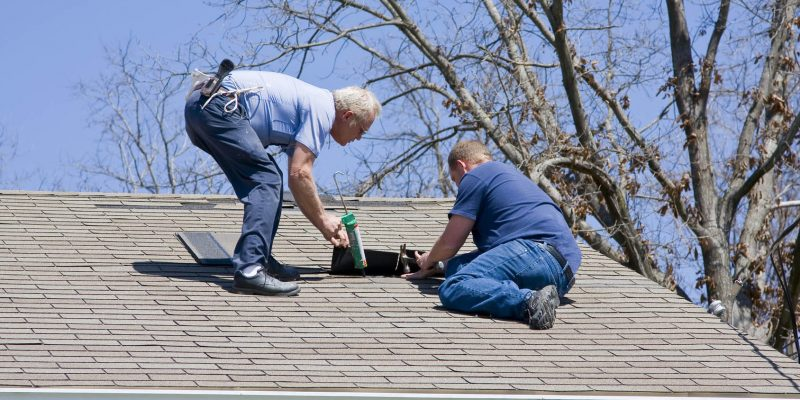 Residential Roof Repair and Replacement Services