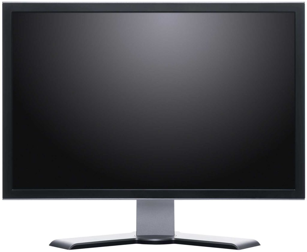 Lcd monitor that won't power up