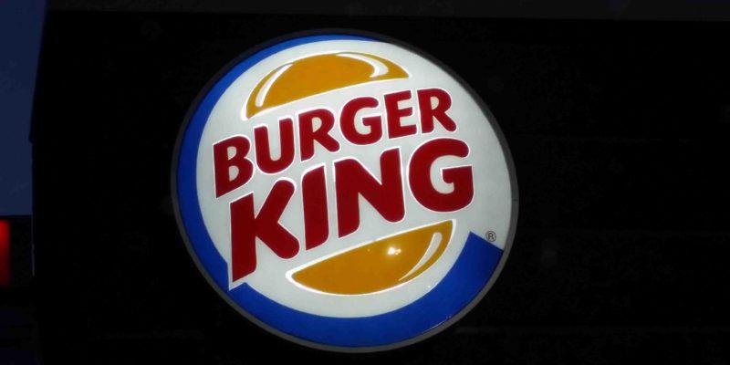 Burger King Hamburger Restaurants Located In Nashville, Tennessee