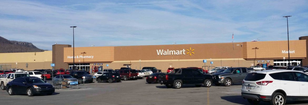 Walmart Super centers Located In Memphis, Tennessee